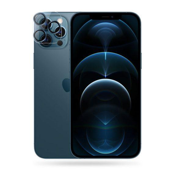 pol pl joyroom shining series szklo hartowane na caly aparat obiektyw kamere do iphone 12 pro max zloty jr pf689 71588 3