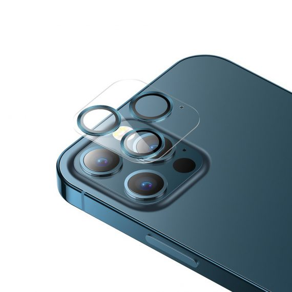 pol pl joyroom shining series szklo hartowane na caly aparat obiektyw kamere do iphone 12 pro max zloty jr pf689 71588 4