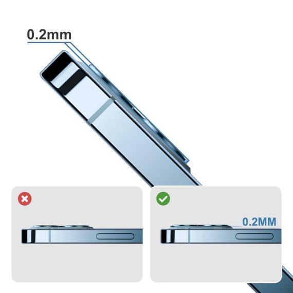 pol pl joyroom shining series szklo hartowane na caly aparat obiektyw kamere do iphone 12 pro max zloty jr pf689 71588 6