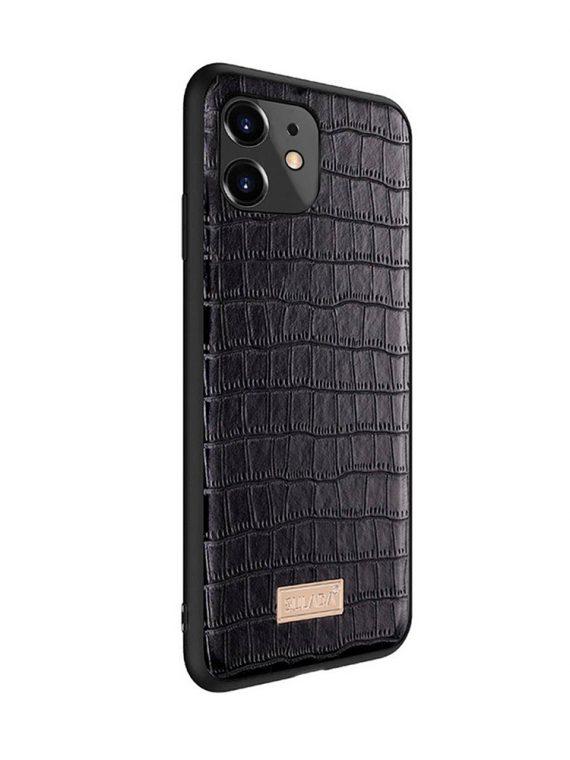 pol pl etui iphone 12 pro max sulada luxurious soft czarne 72894 1