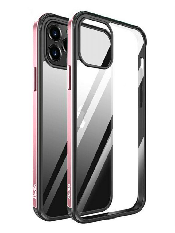 etui iphone 13 sulada oryginal zloty róż limited edtition 7